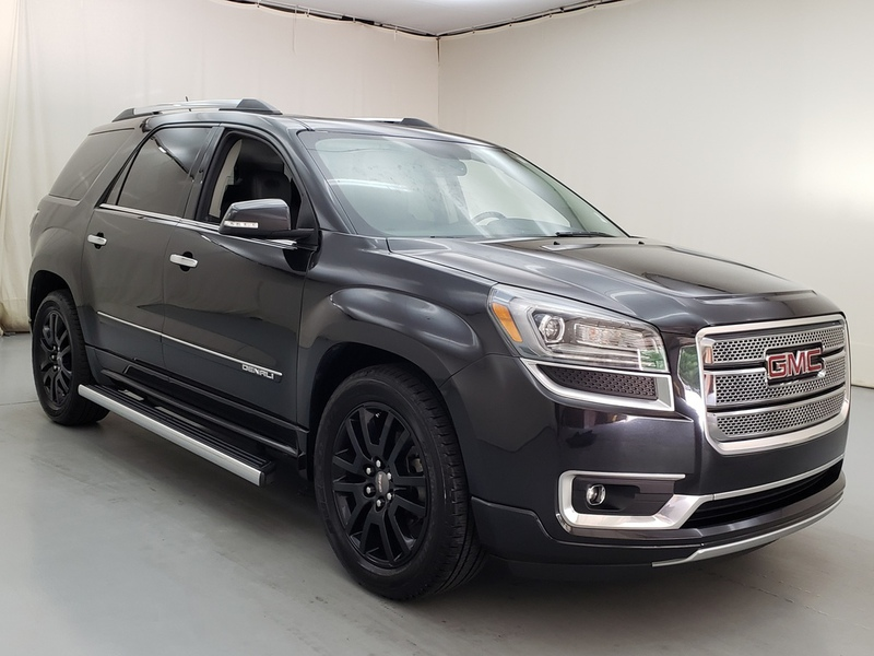 Pre-Owned 2013 GMC Acadia Denali FWD