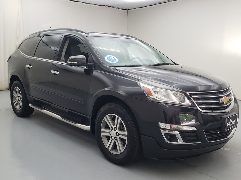 Pre-Owned 2015 Chevrolet Traverse LT w/1LT FWD