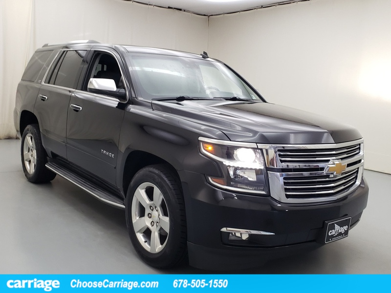 Pre-Owned 2015 Chevrolet Tahoe LTZ 4WD