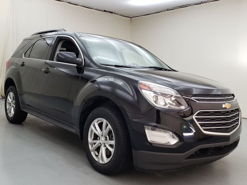Pre-Owned 2017 Chevrolet Equinox LT FWD