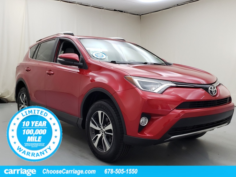 Pre-Owned 2016 Toyota RAV4 XLE FWD