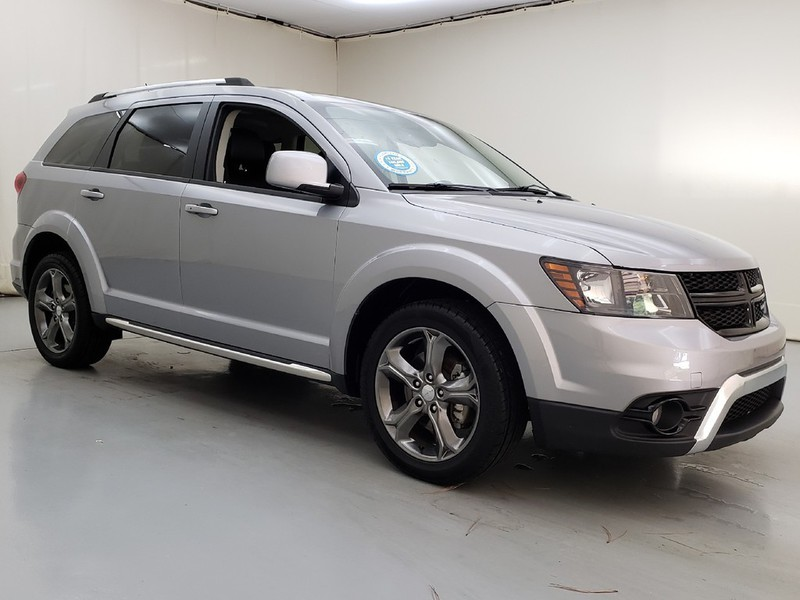 Pre Owned 2015 Dodge Journey Crossroad FWD