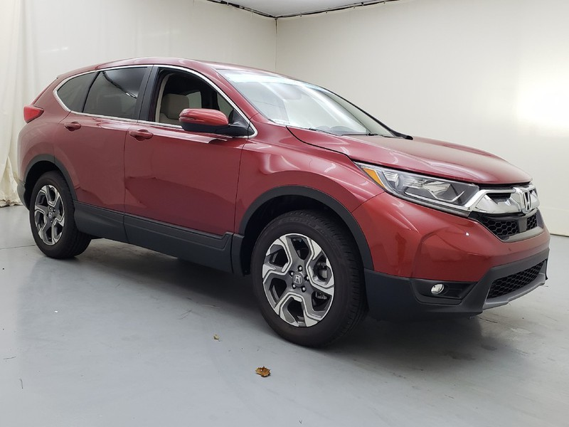 Superb Pre Owned 2018 Honda CR V EX AWD