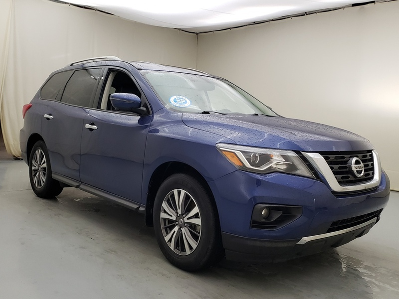 Pre-Owned 2017 Nissan Pathfinder SL FWD
