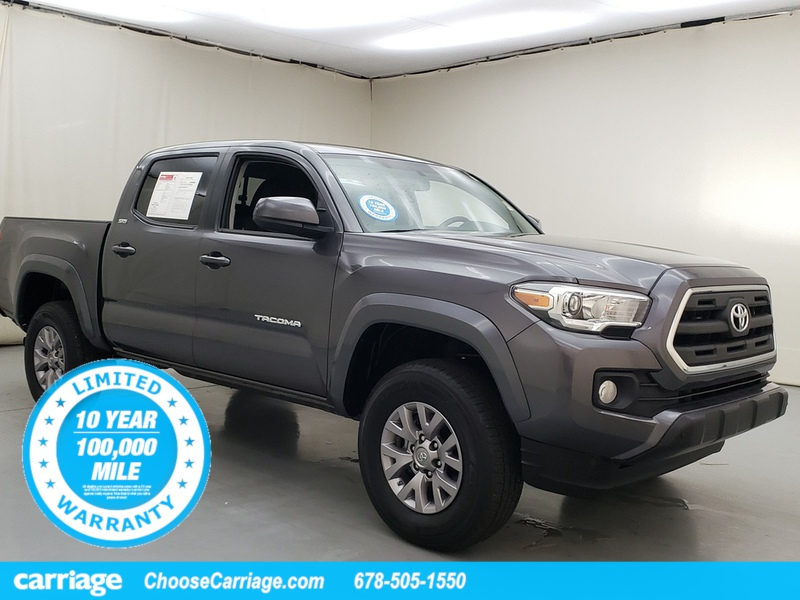 Pre-Owned 2017 Toyota Tacoma 2WD