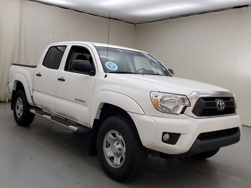 Pre-Owned 2015 Toyota Tacoma PreRunner 2WD