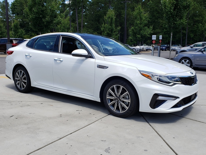 New 2019 Kia Optima EX DCT