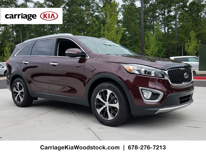 new 2017 kia sorento ex fwd 4 dr suv in woodstock w00007 carriage kia of woodstock. Black Bedroom Furniture Sets. Home Design Ideas