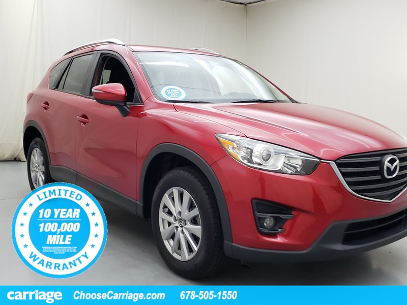 Pre-Owned 2016 Mazda CX-5 Touring FWD