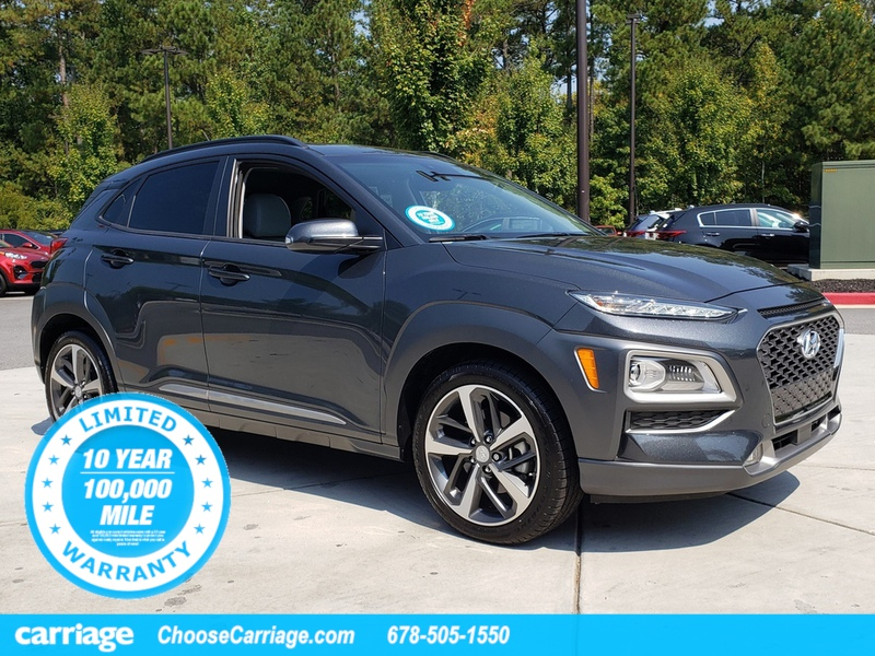 Pre-Owned 2018 Hyundai Kona Ultimate AWD