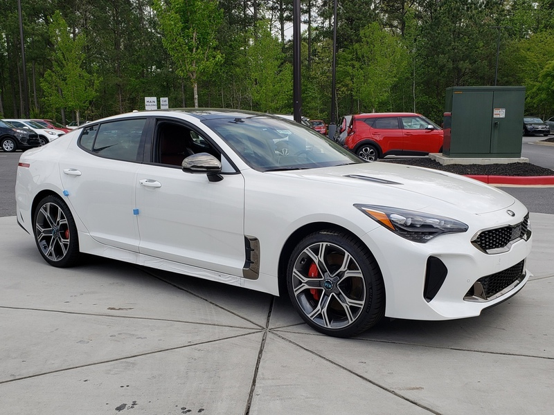 New 2019 Kia Stinger GT2 AWD