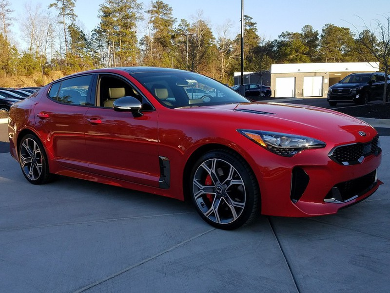 New 2018 Kia Stinger GT2 RWD