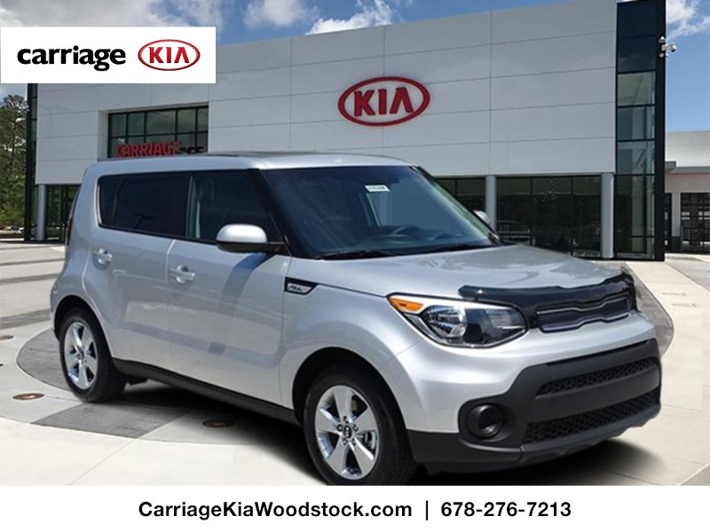 new 2017 kia soul 5 dr hatchback in woodstock w00308. Black Bedroom Furniture Sets. Home Design Ideas