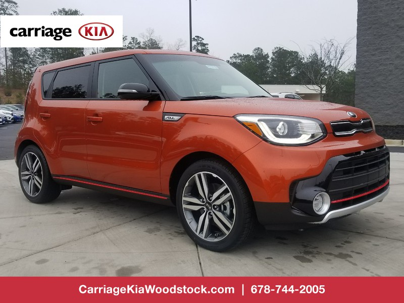 new 2018 kia soul 5 dr hatchback in woodstock w01215 carriage kia of woodstock. Black Bedroom Furniture Sets. Home Design Ideas