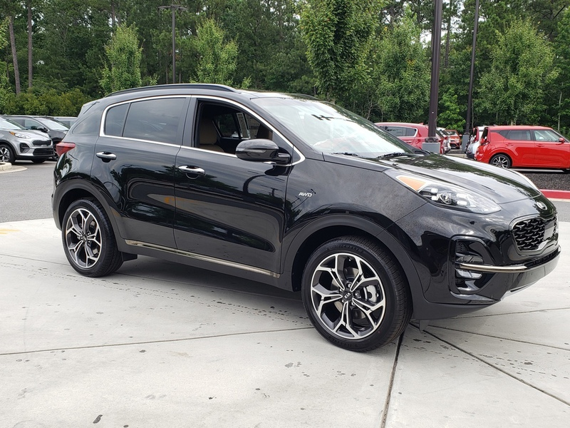New 2020 Kia Sportage SX TURBO AWD
