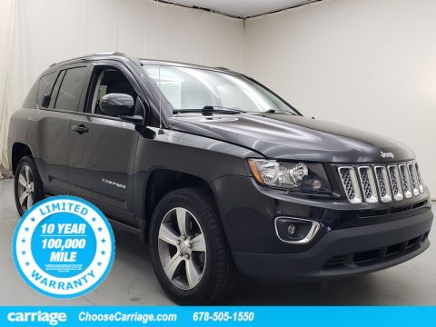 Pre-Owned 2016 Jeep Compass High Altitude Edition 4WD