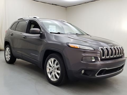 Pre-Owned 2015 Jeep Cherokee Limited FWD