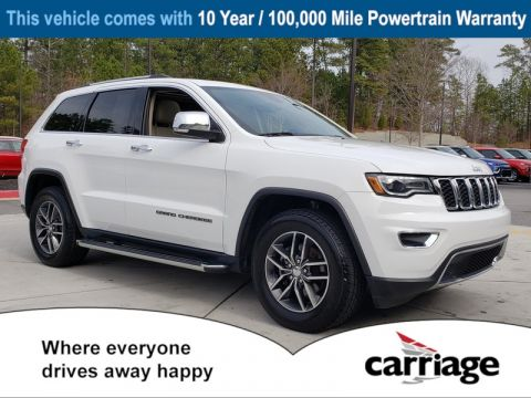 Pre-Owned 2017 Jeep Grand Cherokee Limited 2WD