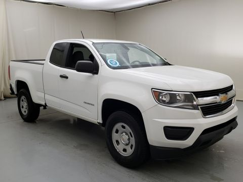 Pre-Owned 2015 Chevrolet Colorado WT 2WD 128WB