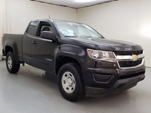 Pre-Owned 2018 Chevrolet Colorado Work Truck 2WD 128WB