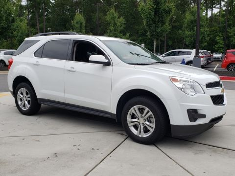 Pre-Owned 2014 Chevrolet Equinox LT w/1LT FWD