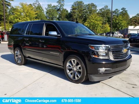 Pre-Owned 2015 Chevrolet Suburban LTZ 2WD