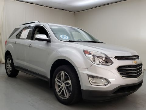 Pre-Owned 2016 Chevrolet Equinox LTZ FWD