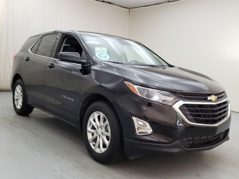 Pre-Owned 2018 Chevrolet Equinox LT FWD
