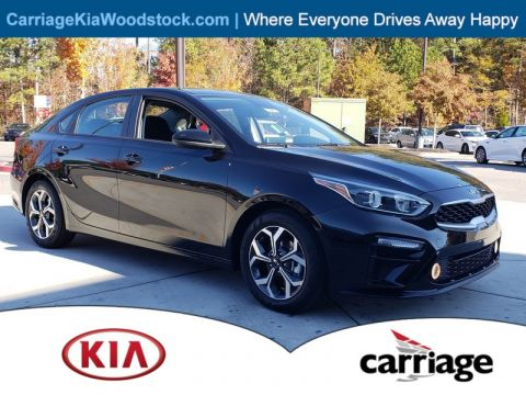 New 2020 Kia Forte LXS Front Wheel Drive 4 Dr Sedan