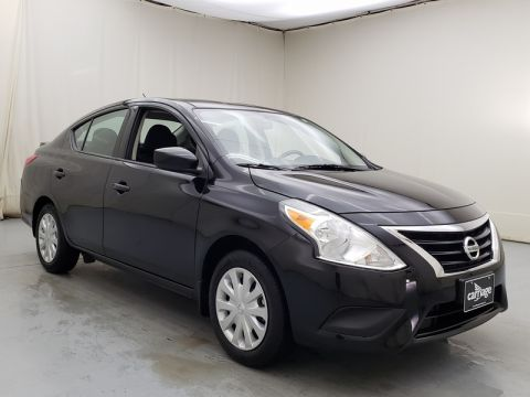 Pre-Owned 2018 Nissan Versa 2018.5 S Plus