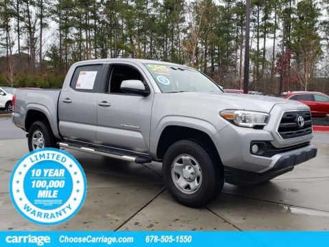Pre-Owned 2016 Toyota Tacoma 2WD
