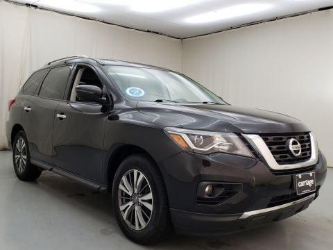 Pre-Owned 2017 Nissan Pathfinder SL 4WD