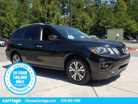 Pre-Owned 2019 Nissan Pathfinder SV FWD