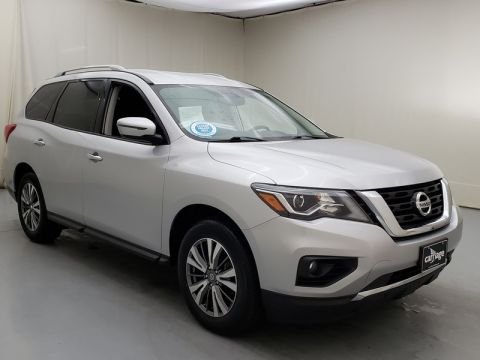 Pre-Owned 2018 Nissan Pathfinder SV FWD