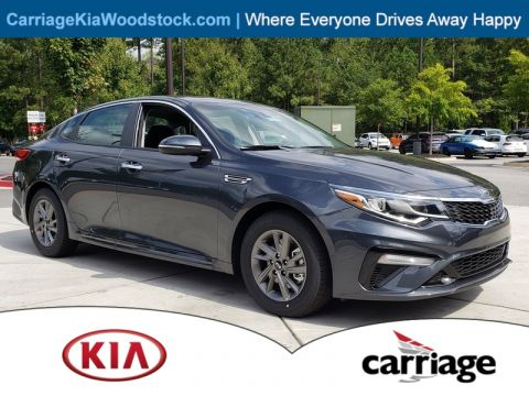 New 2020 Kia Optima LX Front Wheel Drive 4 Dr Sedan