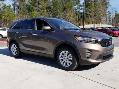 New 2019 Kia Sorento LX AWD