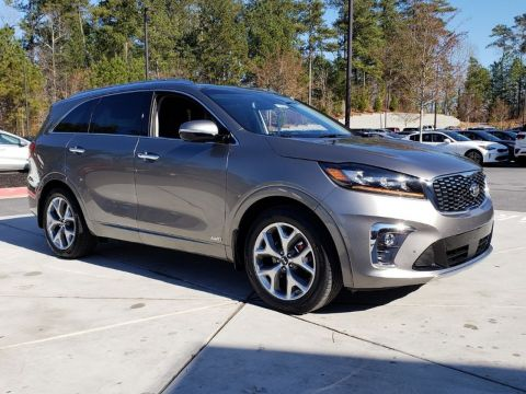 New 2019 Kia Sorento SX AWD