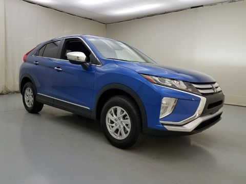 Pre-Owned 2018 Mitsubishi Eclipse Cross ES S-AWC