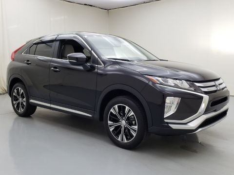 Pre-Owned 2018 Mitsubishi Eclipse Cross SE S-AWC