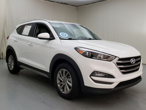 Pre-Owned 2017 Hyundai Tucson SE FWD