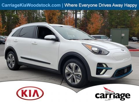 New 2019 Kia Niro EX PREM FWD EV With Navigation