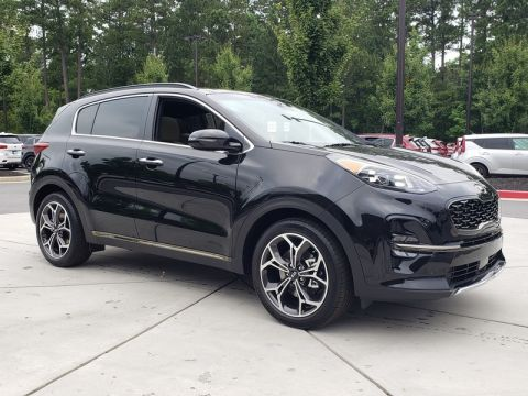 New 2020 Kia Sportage SX TURBO FWD