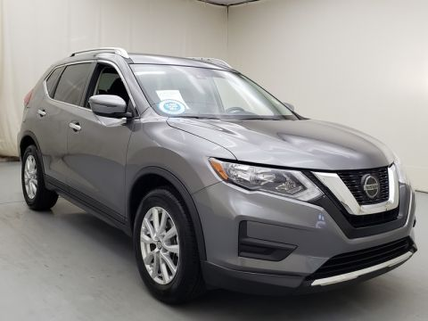 Pre-Owned 2019 Nissan Rogue SV FWD